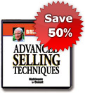 Advanced Selling Techinques