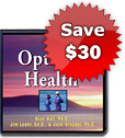 Save $30 on Optimal Health