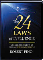 The 24 Laws of Influence: Unlock the Secrets of Truly Charismatic People