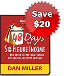 48 Days to a Six Figure Income