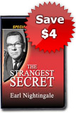 The Strangest Secret DVD