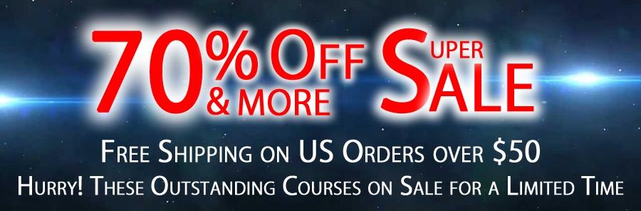 70% Off & More Super Sale