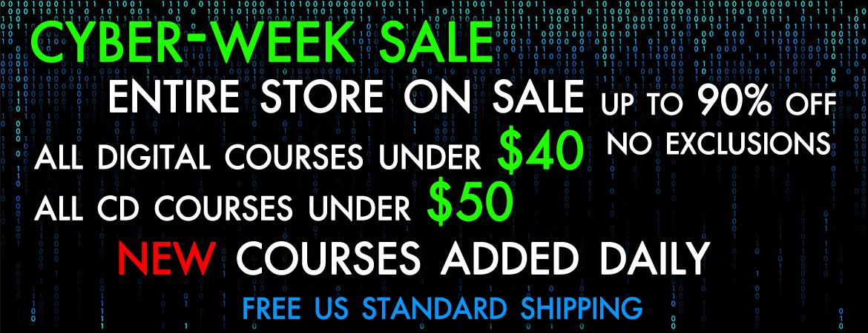 Cyber-Week Sale 2019