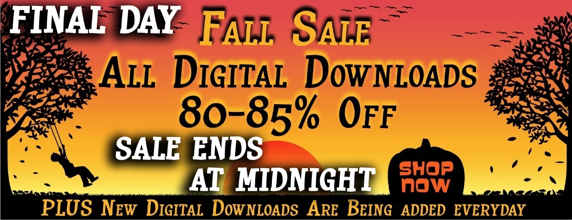 Digital Fall Sale X