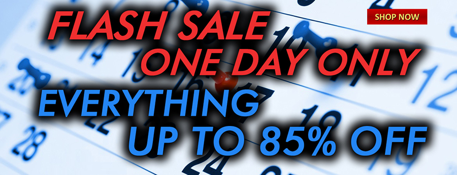 Flash Sale 2020 One Day