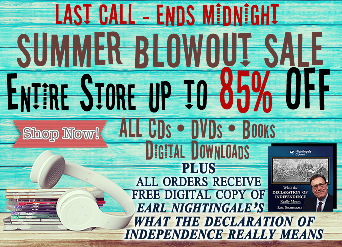 Summer Blowout Sale 2020