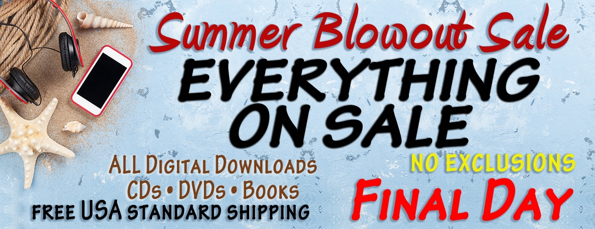 Summer Blowout Sale 2018