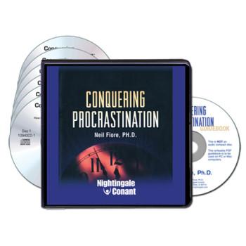Conquering Procrastination CD Version