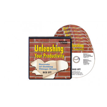 Unleashing Your Productivity CD Version