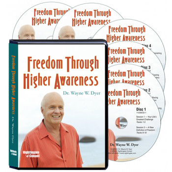 Freedom Through Higher Awareness CD Version