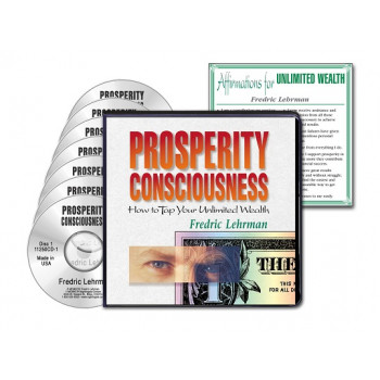 Prosperity Consciousness CD Version