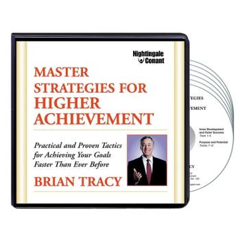 Master Strategies for Higher Achievement CD Version