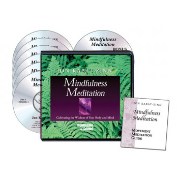 Mindfulness Meditation CD Version