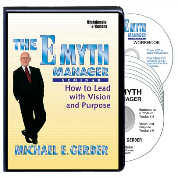 The E-Myth Manager Seminar CD Version