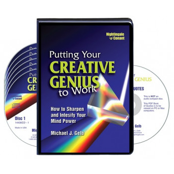Putting Your Creative Genius to Work CD Version