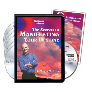 The Secrets to Manifesting Your Destiny CD Version