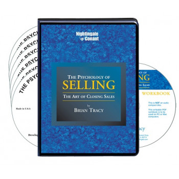 The Psychology of Selling CD Version