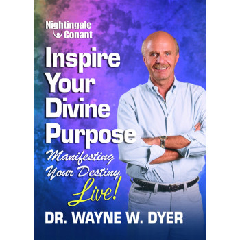 Inspire Your Divine Purpose DVD