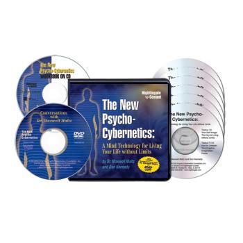 The New Psycho-Cybernetics CD Version