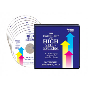 The Psychology of High Self-Esteem CD Version