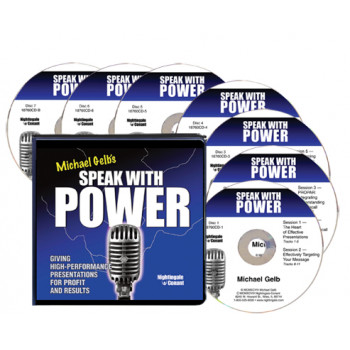 Speak with Power CD Version