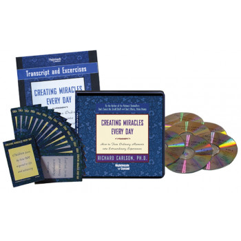 Creating Miracles Every Day CD Version