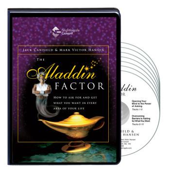 The Aladdin Factor CD Version