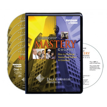 The Dale Carnegie Leadership Mastery Course CD Version