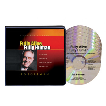 Fully Alive, Fully Human CD Version