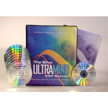 The Silva Ultramind ESP System CD Version