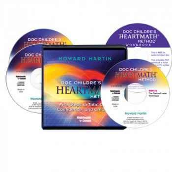 Doc Childre's HeartMath Method CD Version