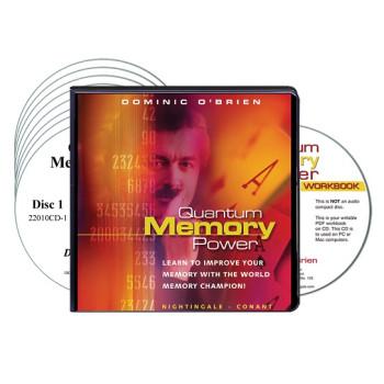 Quantum Memory Power CD Version