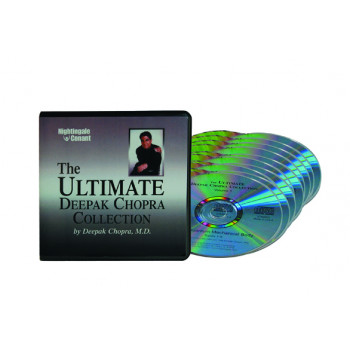 The Ultimate Deepak Chopra Collection CD Version