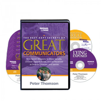The Best-Kept Secrets of Great Communicators CD Version