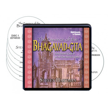 The Essence of the Bhagavad-Gita CD Version
