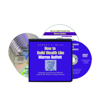 How to Build Wealth Like Warren Buffett CD/DVD Version