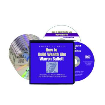 How to Build Wealth Like Warren Buffett CD/DVD Version