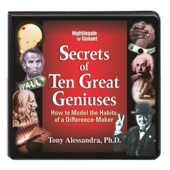 Secrets of Ten Great Geniuses CD Version