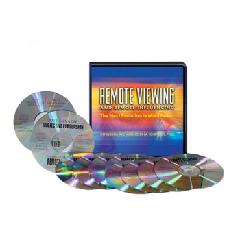 Silva Ultramind's Remote Viewing and Remote Influencing CD Version