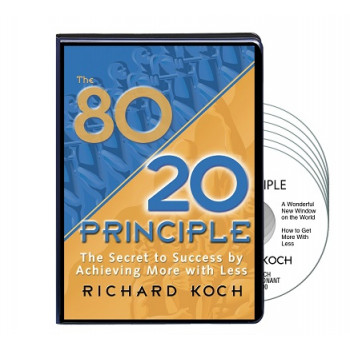 The 80/20 Principle CD Version