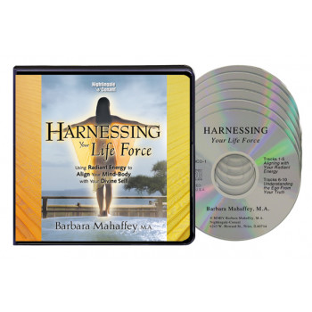 Harnessing Your Life Force CD Version