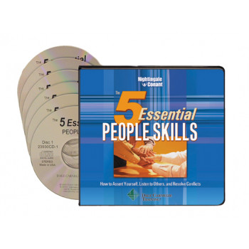 The 5 Essential People Skills CD Version