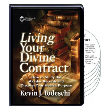Living Your Divine Contract CD Version