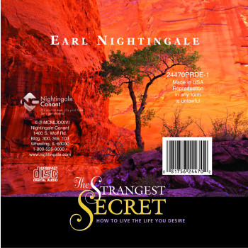 The Strangest Secret 1956 Single CD Premium