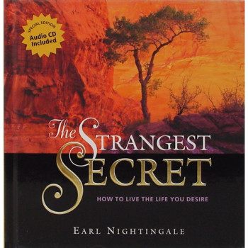 The Strangest Secret - Gift Book, CD/DVD Combo Disc