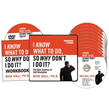 I Know What To Do, So Why Don't I Do It? CD Version
