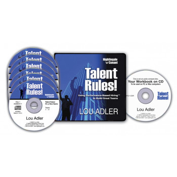 Talent Rules! CD Version