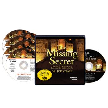 The Missing Secret CD/DVD Version