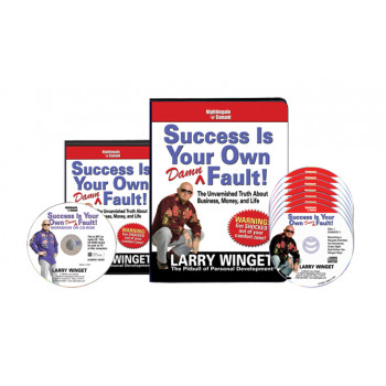 Success is Your Own Damn Fault! CD Version