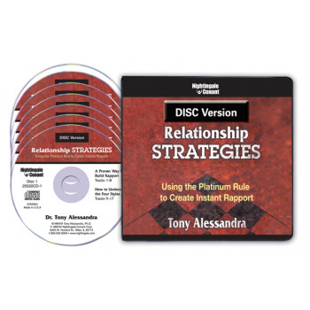 Relationship Strategies CD Version